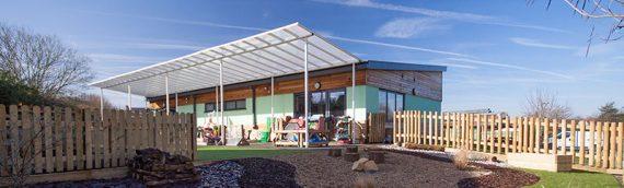Notley Green Primary School – New Reception Block