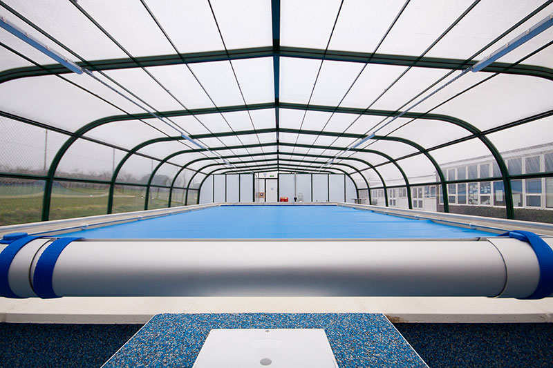 Replacement swimming pool at Sutton-at-Hone CofE Primary School