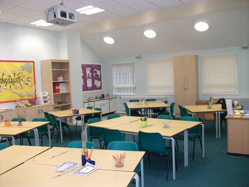 St Vincent's Completed Class