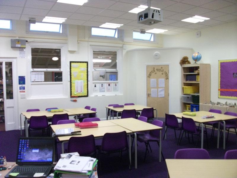 St. Vincent's Purple class