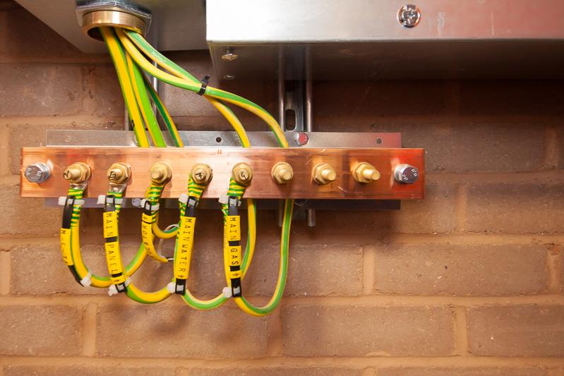 CIF-funded electrical upgrade - Munday + Cramer