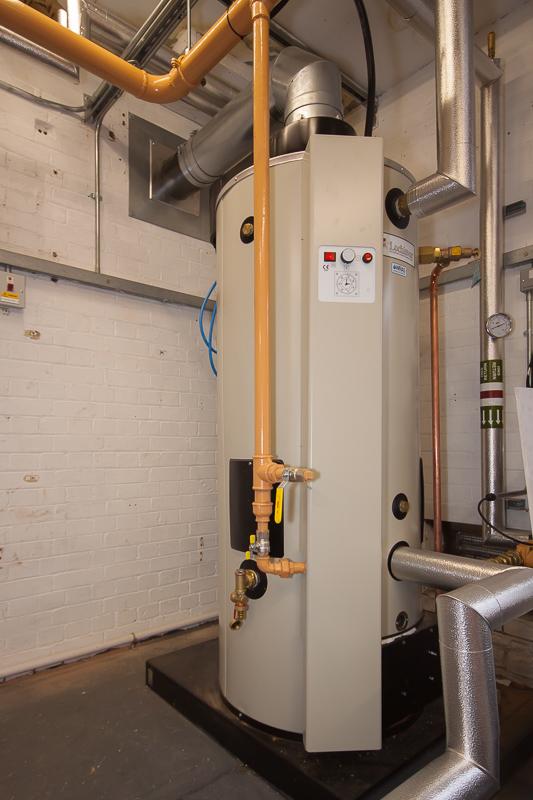 Calorifier - Emergency Boiler Replacement