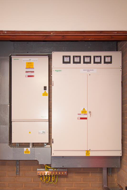 Rydene Primary School - CIF-funded Electrical Upgrade