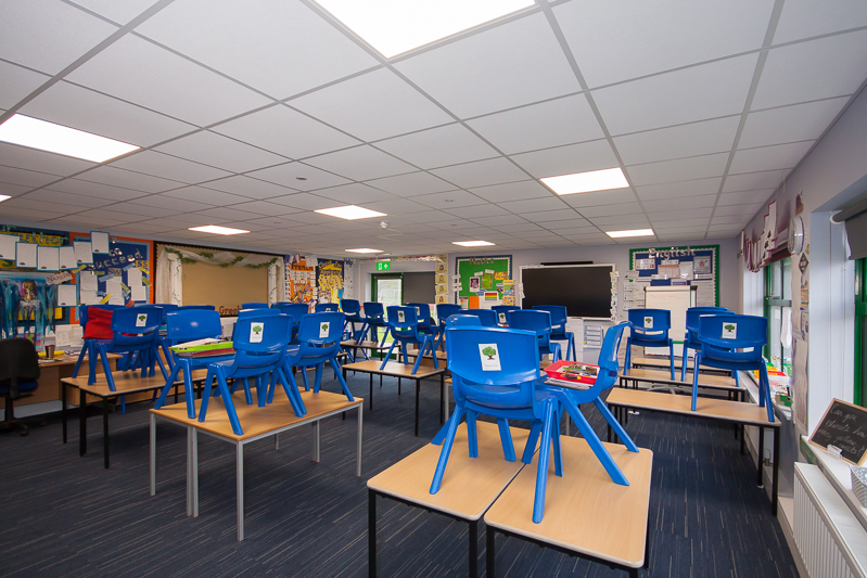 Rydene Primary School - New Classbase