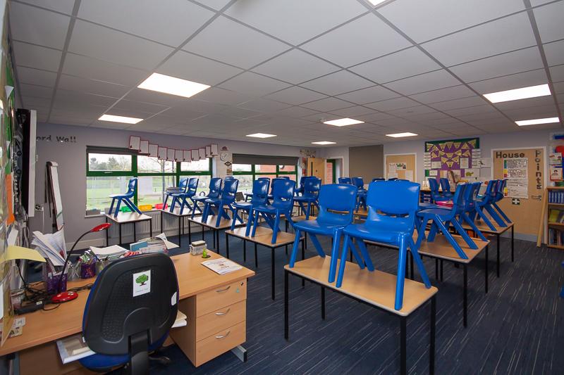 Ryedene Primary School - New Classroom